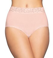 Vanity Fair Flattering Lace Brief Panty 13281