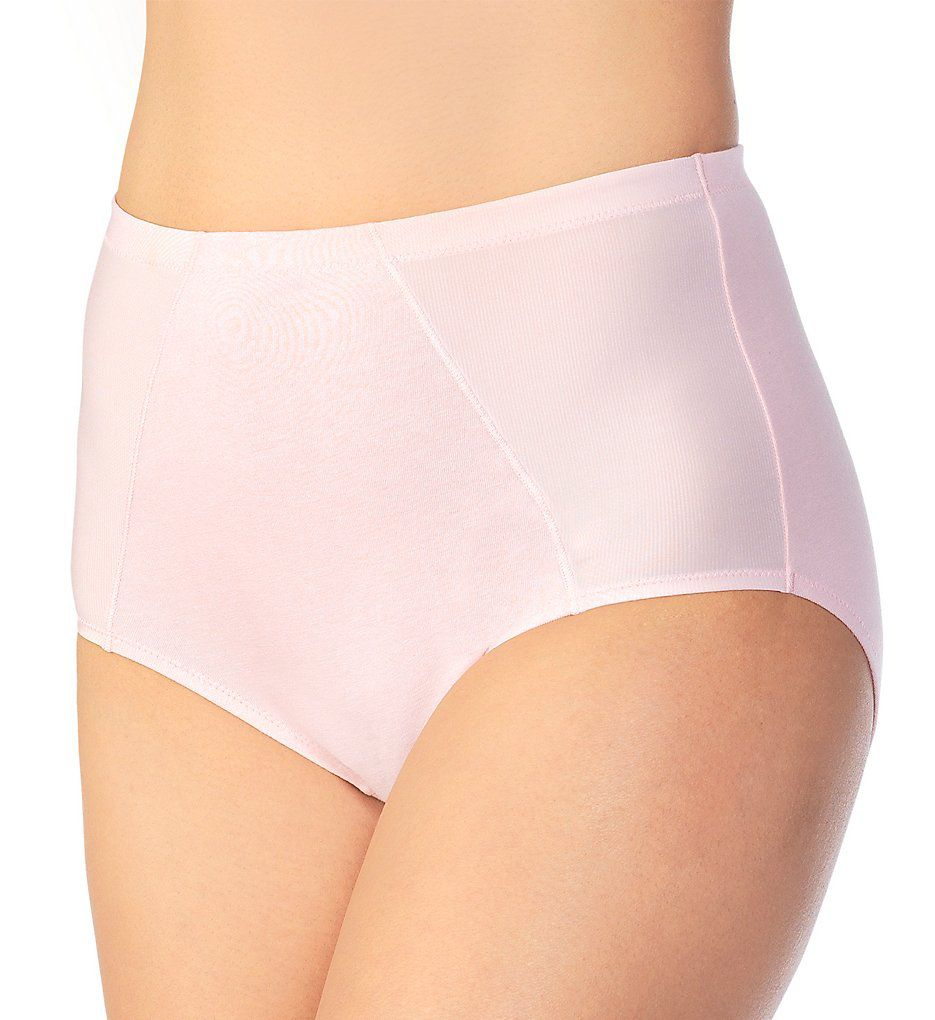 Vanity Fair Cooling Touch Cotton Stretch Brief Panty 13320