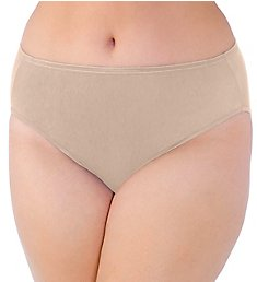 Vanity Fair Illumination Plus Size Hi-Cut Brief Panty 13810