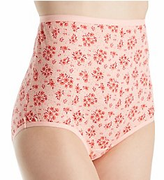 Vanity Fair Perfectly Yours Tailored Cotton Brief Panties 15318