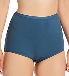 Vanity Fair Perfectly Yours Tailored Cotton Brief Panty 15318