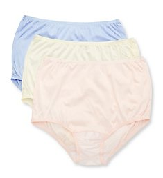 Vanity Fair Perfectly Yours Ravissant Tailored Brief Panty-3Pk 15711