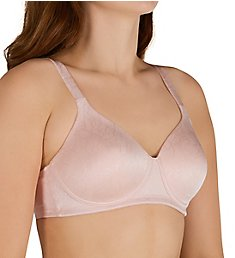 Vanity Fair Body Shine Full Coverage Wirefree Bra 72298