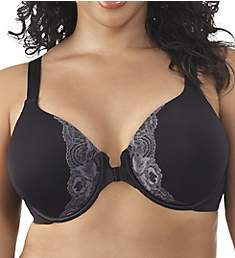 Vanity Fair Beauty Back Front Close Everyday Full Figure Bra 76383