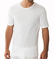 Zimmerli Business Cotton Short Sleeve Shirt 2205125