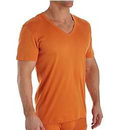 Zimmerli Business Class V- Neck T-Shirt 2221472