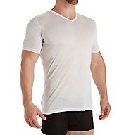 Zimmerli Royal Classic V Neck T-Shirt 2528122