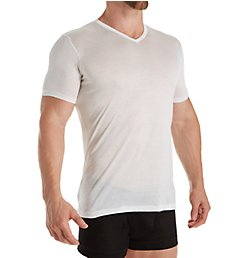 Zimmerli Royal Classic V Neck T-Shirt 2528122