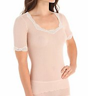 Zimmerli Maude Prive Short Sleeve Tee 2602188