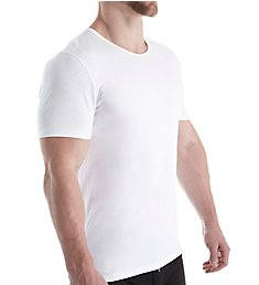 Zimmerli Sea Island Luxury Cotton Crew Neck T-Shirt 2861441