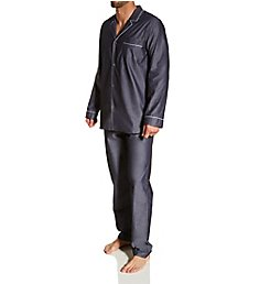 Zimmerli Cotton Woven Pajama Set 4030750