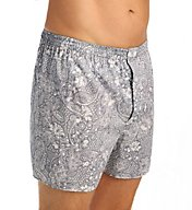 Zimmerli Sailors Paradise 100% Cotton Paisley Boxer Shorts 4647751
