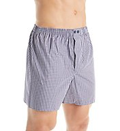 Zimmerli Nordic Winter Moments Premium Plaid Boxer 4663751