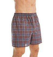 Zimmerli Grammar Of Ornaments Premium Plaid Boxer 4664751