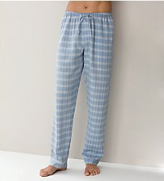 Zimmerli Poetic Botanical Plaid Pant 4712-80