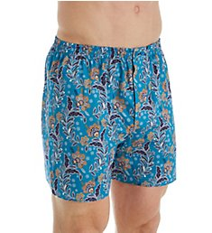 Zimmerli Printed Luxury Cotton Boxer 4756751